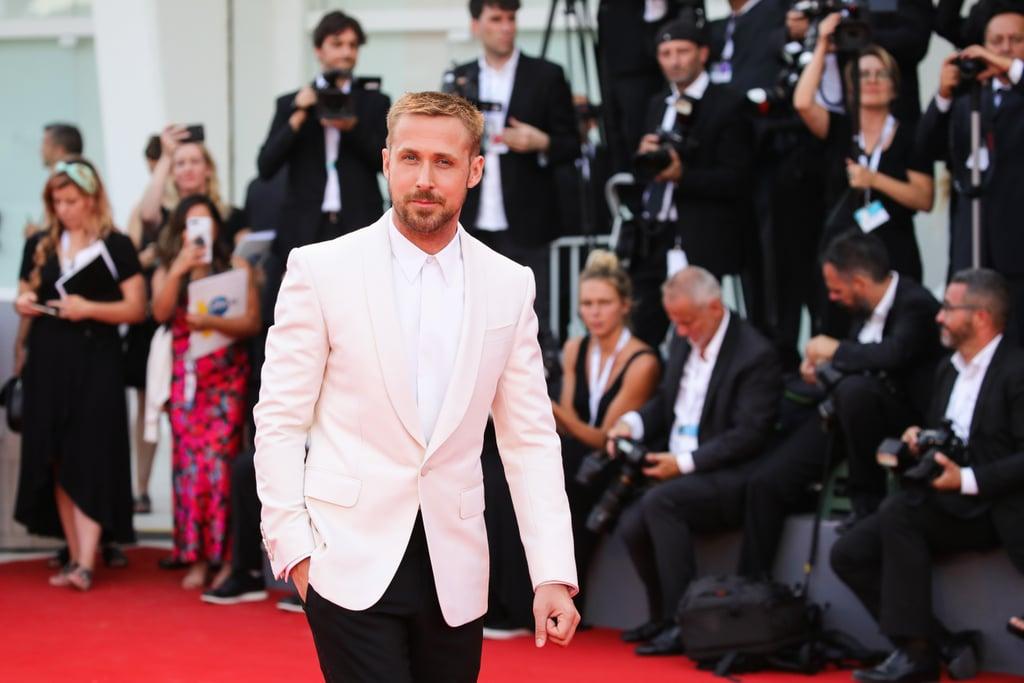 ryan gosling, festivel di venezia 2018