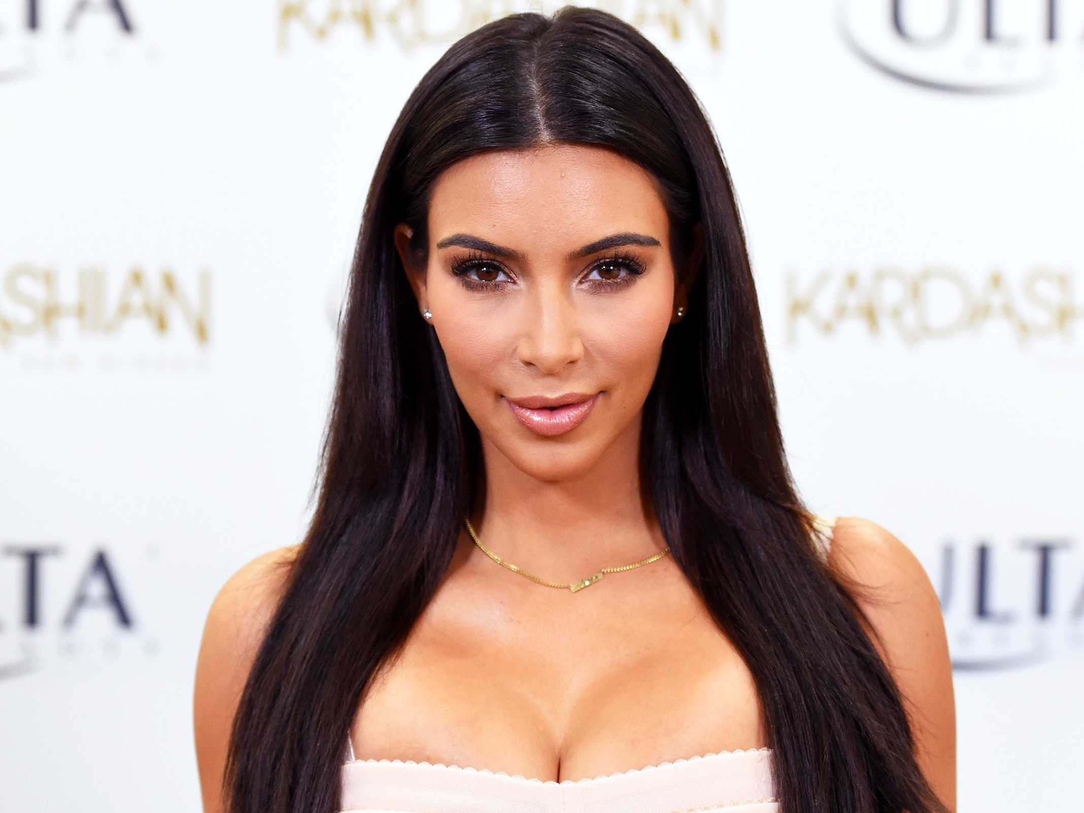 kim kardashian, hd photo
