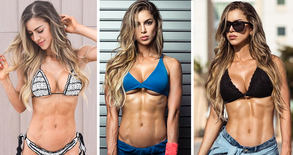 first rate 65424 c0f07 The 10 Most Beautiful Fitness Models Of The Moments - CF's ...