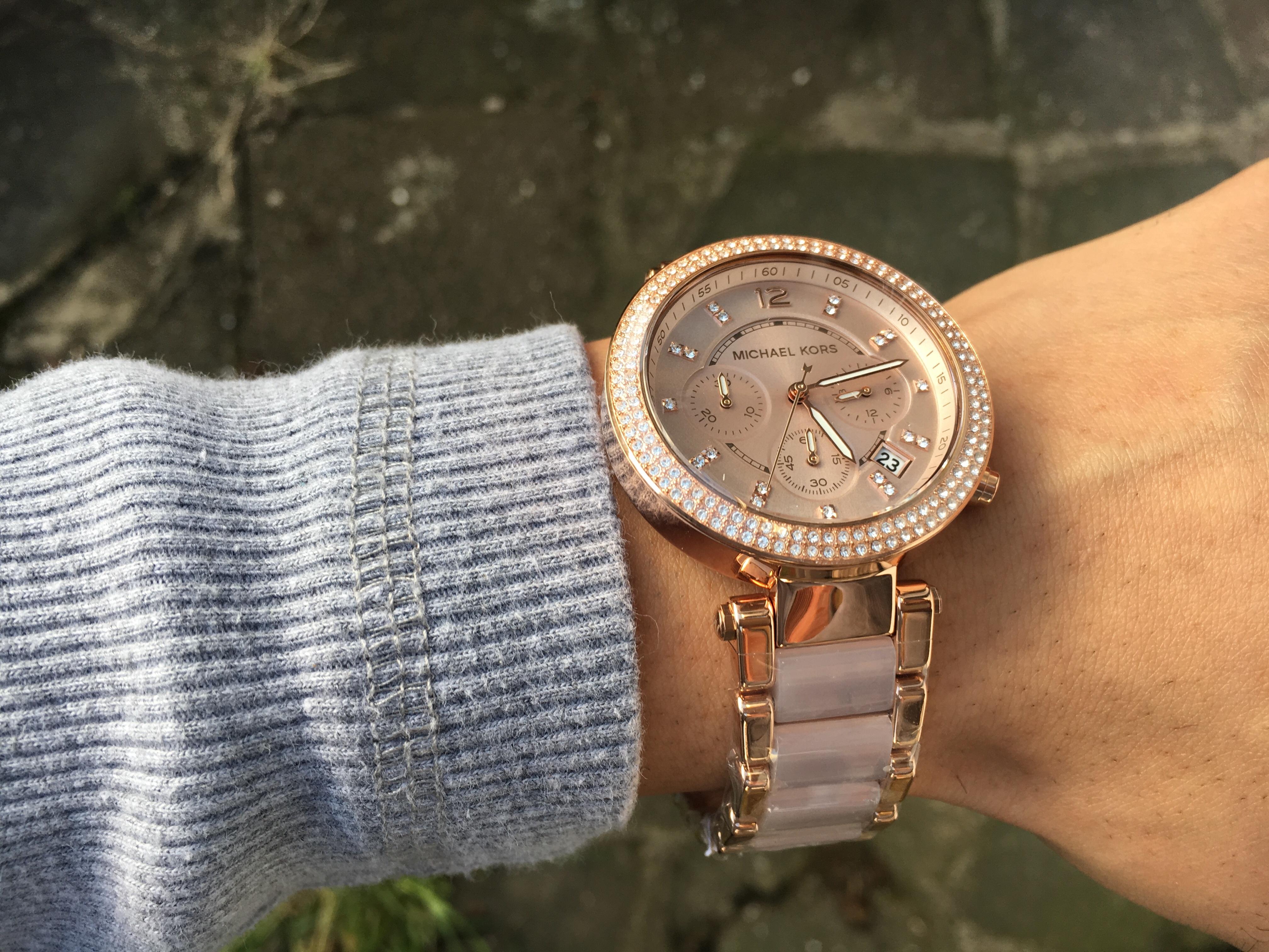 orologi da donna michael kors, orologi da polso