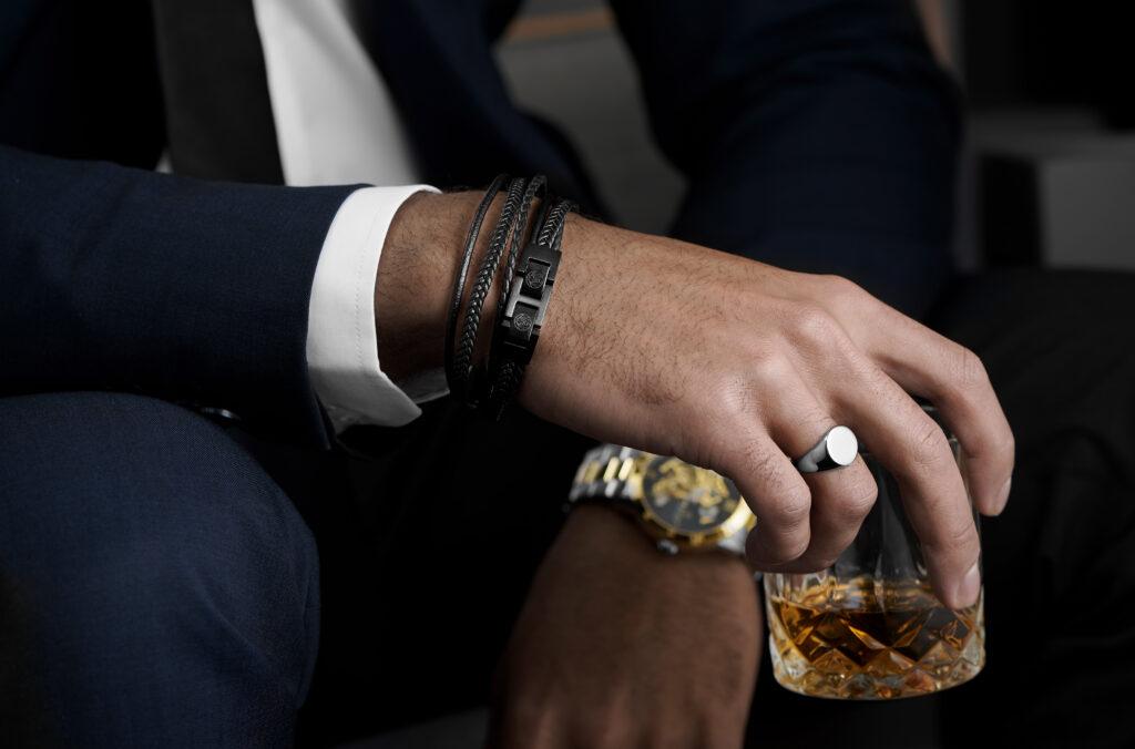 bracciali uomo, 2021, 2022, moda, fashion, accessori uomo
