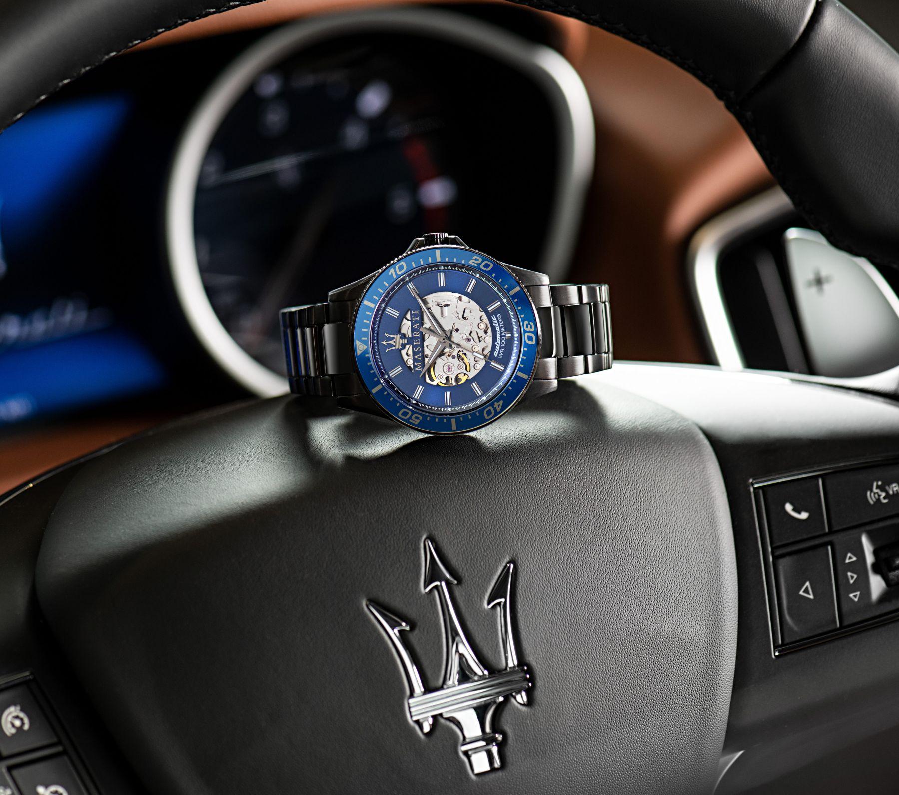 orologi uomo Maserati