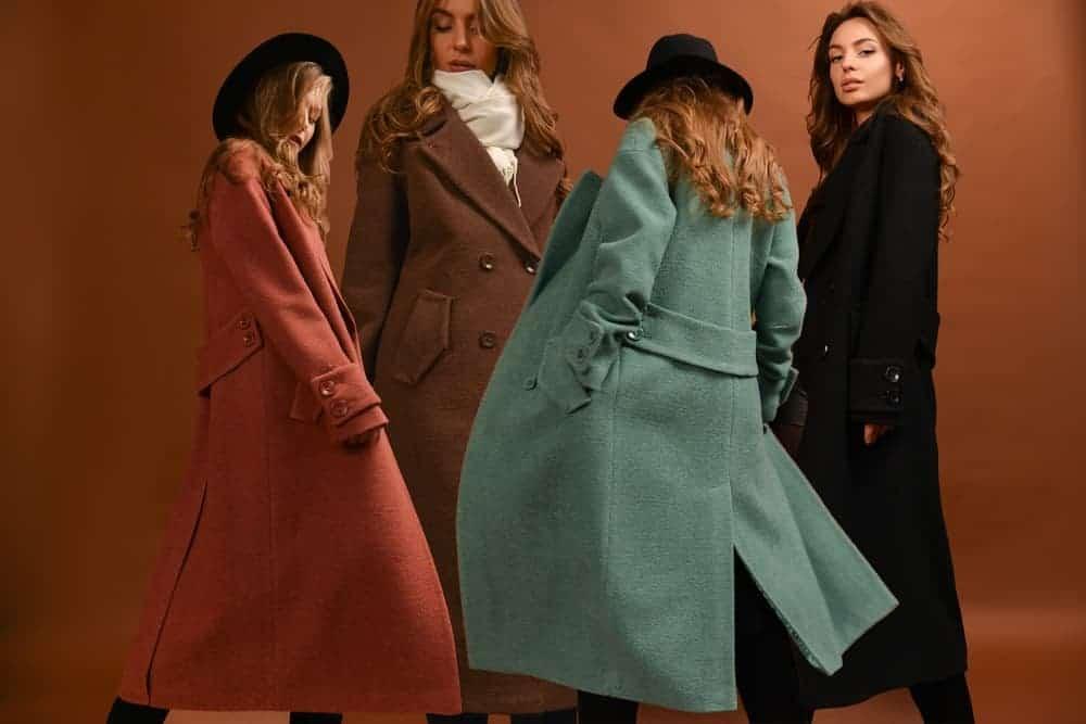 cappotti lunghi donna